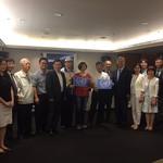 即將赴日內瓦代表台灣發聲,衛福部長陳時中邀民團交流