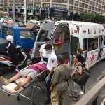 志工衝突中腦震盪送醫,松菸護樹批北市府與遠雄是一夥的