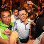 86.1%民進黨代表連署赦扁 黃重諺:執政黨歷來都不是「以黨領政」