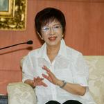 「我不會放棄黨」洪秀柱:國民黨在台灣是無可取代、必須存在