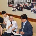 國安局副局長周美伍:「中國不會抓錯人」李凈瑜:難道李明哲被抓是活該