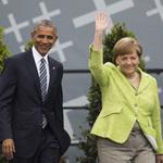 搶先川普一步!歐巴馬與梅克爾暢談民主政治與國際責任 強調「不能躲在牆後面」