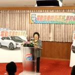 電動共享汽車系統正式簽約!陳菊:完善公共運輸路網
