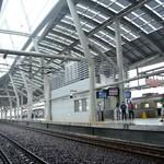 關心屏東門面!潘孟安勘察屏東火車站及周邊工程進度