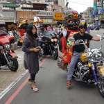 新竹都城隍重機起駕 為北、竹兩市祈福