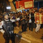 印尼公車站爆炸案 伊斯蘭國宣稱犯案