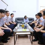 「在警察身上看到對台灣的使命感」 警務革新 蔡英文開出4張支票