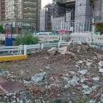 深埋30年的垃圾被挖開…吳秉叡籲永平國小建停車場 家長群起反對