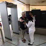 BBC記者來鴻:這個神秘形狀的物品讓她尷尬害羞 在埃及機場臉紅不已