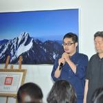 「齊導最放心不下的是高齡父母」郭台銘與鴻海主管慨捐3000萬