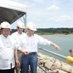 朱淑娟專欄:林全視察水環境建設  魚目混珠都跟前瞻無關