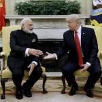 美中印三國志 莫迪與川普首次見面對中國意味著什麼?