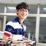 周延俊14歲自組無人機 他的老師是 Google