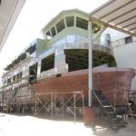 重視環保綠能,高雄打造全亞洲首艘電力渡輪