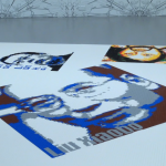 艾未未「蹤跡」個展美國華府開幕 新壁紙作品首次亮相