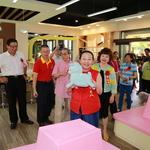 嘉縣義竹國小4傑出校友回母校 捐4百萬建造「智慧發生堂」
