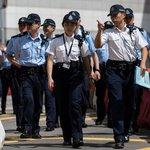 香港主權移交20年:習近平赴港保安有多猛?