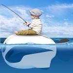 超可愛「魚型」水中無人機,海底美景、水中自拍、監控孩子戲水安全...通通一魚搞定!