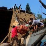 「政府洩洪沒提前通知!」湖南寧鄉大水至少50萬人受災