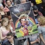 G20漢堡峰會》「歡迎來到地獄」示威者在全市各地藏匿武器 上萬警力嚴陣以待