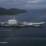 壓制港獨、強化「國家觀念」?解放軍航母「遼寧號」今天駛進香港