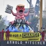 川普執政周年》美國優先、推特開戰、顛覆傳統……川普「烽火外交」席捲全球