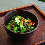 CP值絕高的小松菜,該怎麼煮才好吃?日本4道家常食譜,作法超簡單卻讓人驚豔