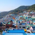 沒機會去希臘就來一趟釜山!號稱東方的聖托里尼,絕美海景、好吃好逛、連漁村都秒殺底片