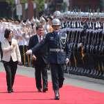 無畏中國打壓 蔡英文總統8月出訪友邦巴拉圭、過境美國