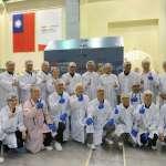 台灣自製衛星「福衛5號」 今晚運往美國準備發射