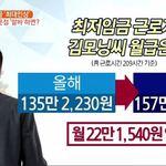 南韓調漲基本時薪 換算月薪達新台幣4萬2千元!