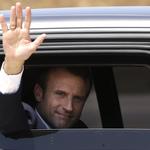 蜜月期過了?法國總統馬克宏施政惹議 民調大跌10個百分點