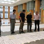 新北全國書法大賽 首度出現日本博士生、金門好手參賽