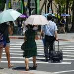 全台悶熱高溫上看35度!6月初鋒面報到北台灣變舒適