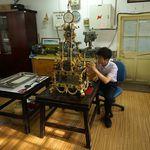 安靜,讓時間動起來──鐘錶修復師-《我在故宮修文物》書摘