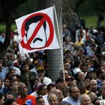 擴權修憲爭議》美國凍結委內瑞拉總統資產 馬杜洛:制裁只證明美國無能