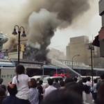 東京築地市場火災燒得多嚴重?商店街理事長:大部份店家無恙,依舊正常營業!