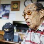 獨力扛起上百公斤戲服、 日本怪獸特攝片祖師爺 首位哥吉拉演員中島春雄病逝
