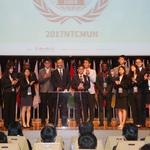812國際青年日新北舉辦青年模擬聯合國會議