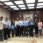 台灣聯合國協進會 紐約辦遊行到中國領事館