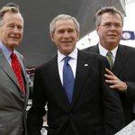 川普不願與種族主義劃清界線 前總統布希父子同聲開罵