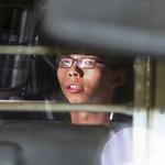 香港首批政治犯「雙學三子」黃之鋒、羅冠聰、周永康遭判刑入獄