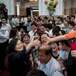 總統府家庭日未受暴徒攻擊影響 蔡英文感謝員工承擔更多任務