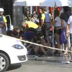 殺人箱型車再度上路!西班牙巴塞隆納發生恐怖攻擊,至少14死、100餘傷