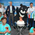 世大運開幕 FISU主席:世大運屬奧會體系 「中華台北」是奧會規則