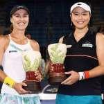 網球場上的「台灣內戰」詹詠然逆轉勝宿敵謝淑薇