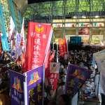 維安不力致反年改團體鬧場?台北市警察局長:警備滴水不漏