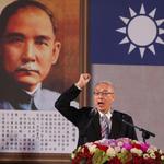 國民黨全代會》搶先定調兩岸政策 吳敦義就職演說:在九二共識的基礎維持兩軌對話