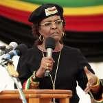 打傷Model又引發外交緊張 辛巴威暴力第一夫人動用豁免權逃離南非