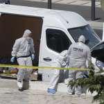 法國南部港市馬賽驚傳汽車衝撞2個巴士站 釀1死1傷